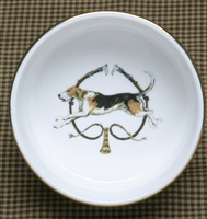 Ramekin - Gold Band - Foxhound & Whips