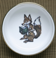Ramekin - Gold Band - Fox & Book