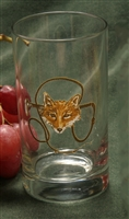 Beverage Glasses - Fox & Whip - Set of 4