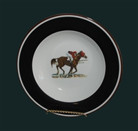 Soup/Cereal Bowl - Race Horse