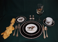 5-pc Place Setting - Race Horse