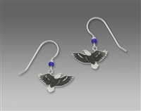 Sienna Sky Earrings-Bald Eagle in Flight