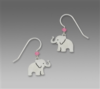 Sienna Sky Earrings-Elephant