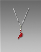 Sienna Sky Necklace- Cardinal