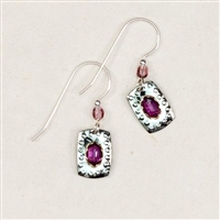 D'ears Earrings-Bicycle-Pedal Pusher