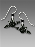 Sienna Sky Earrings-Bat
