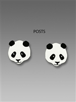 Sienna Sky Earrings- Panda Posts