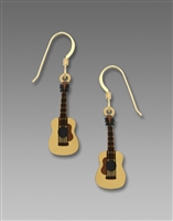 Sienna Sky Earrings-Acoustic Guitar
