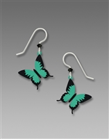 Sienna Sky Earrings - Ulysses Butterfly