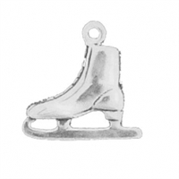 Sterling Silver Charm-Ice Skate