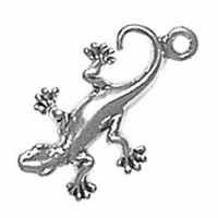 Sterling Silver Charm-Gecko