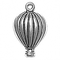 Sterling Silver Charm-Hot Air Balloon