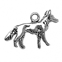 Sterling Silver Charm- Dog-German Shepherd
