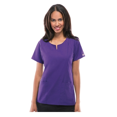 Cherokee 4824 - Round Neck Top