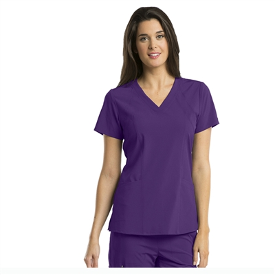 Barco One 5105 - 4 Pocket V-Neck Top