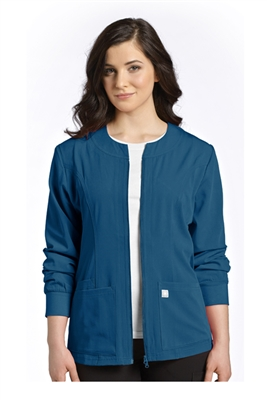 White Cross 945 - Marvella Zip Front Jacket