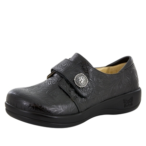 Alegria JOL - 429 Tar Tooled Leather Oxford