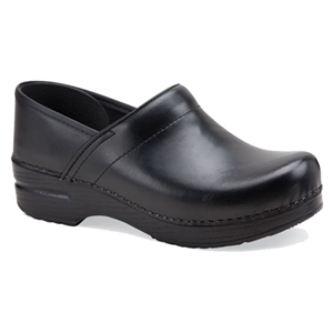 Dansko - Ladies Professional Black Cabrio