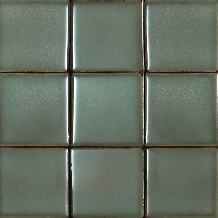 Bristol Studios Cosmic G Earth X Handcrafted Decorative Tile - Decorative 4x4 metal tiles