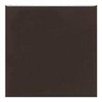 Daltile Kessler Park H171 Carbonia 4-1/4 X 4-1/4 Brown Ceramic Wall Tile - Glazed Decorative Tile