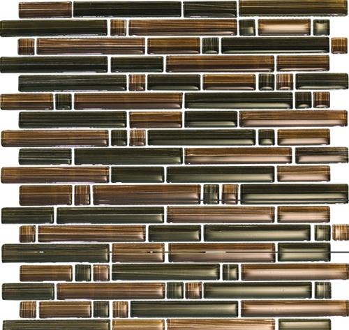 bellavita metal mosaics strips