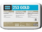 Laticrete 253 Gold Thinset - Polymer-Fortified Thin-Set Mortar - White