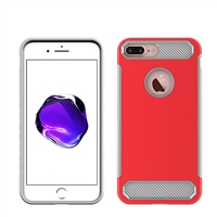 iPhone 7 / 8 Plus CF Armor Case - Red
