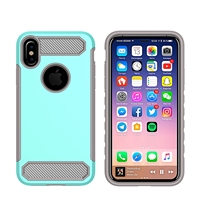 iPhone X CF Armor Case - Mint