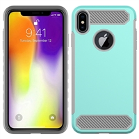 iPhone XS Max CF Armor Case - Mint