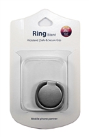 Matte Ring Holders - Silver