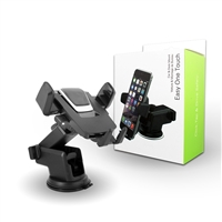 Easy One Touch Car & Desk Mount Holder