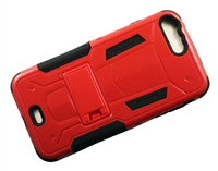 iPhone 7 / 8 Plus 3in1 Armor Hybrid Case - Red