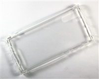 Samsung Galaxy Note 10 Crystal Case with Edge Bumper - Clear