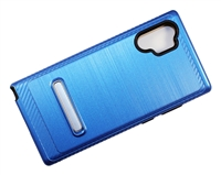 Samsung Note 10 Plus Armor with Magnetic Kickstand Case - Blue