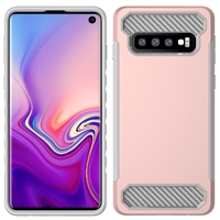 Samsung Galaxy S10 CF Armor - Rose Gold
