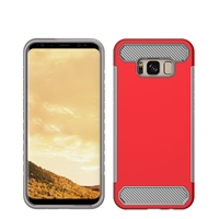 Samsung Galaxy S8 CF Armor Case - Red