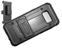 Samsung Galaxy S 8 Armor Holster Combo Case - Black
