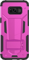 Samsung Galaxy S 8+ Plus 3in1 Armor Hybrid Case - Pink