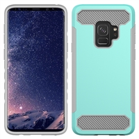 Samsung Galaxy S9 CF Armor Case - Mint