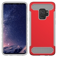 Samsung Galaxy S9 CF Armor Case - Red