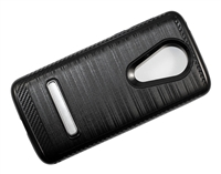 Moto G7 Power / Supra XT1955 Armor Case with Magnetic Kickstand - Black