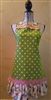 Sweet and Sassy Apron - Poka Dot