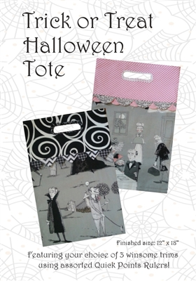 Digital Download - Halloween Tote