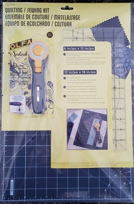 OLFA Quilting Sewing Kit
