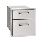 AOG Premium Double Drawers (16-15-DSSD)