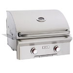 "AOG 24"" ""T"" Series Built-in Grill NAT GAS (24NBT-00SP)"
