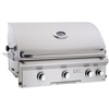 "AOG ""L"" Series 30"" Built-in Grill with Rotisserie (30NBL)"
