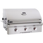 "AOG Stainless Steel 30"" Built-in Grill (30NBT-00SP)"