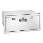 FIREMAGIC Aurora Stainless Steel Electric Warming Drawer (33830-SW)