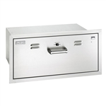 FIREMAGIC Echelon Stainless Steel Electric Warming Drawer (43830-SW)